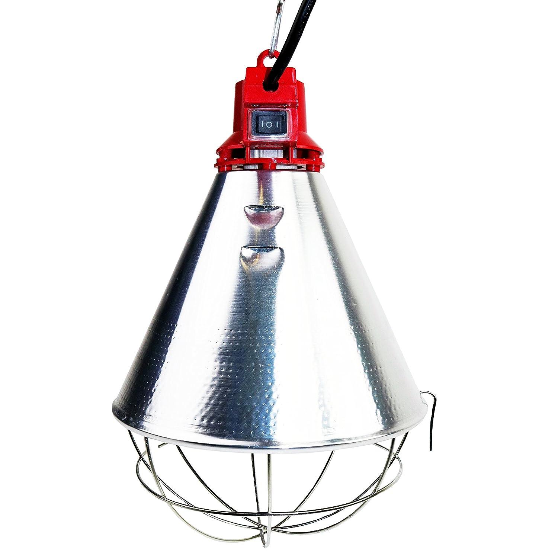 Lámpara de calor y bombilla 175 W
