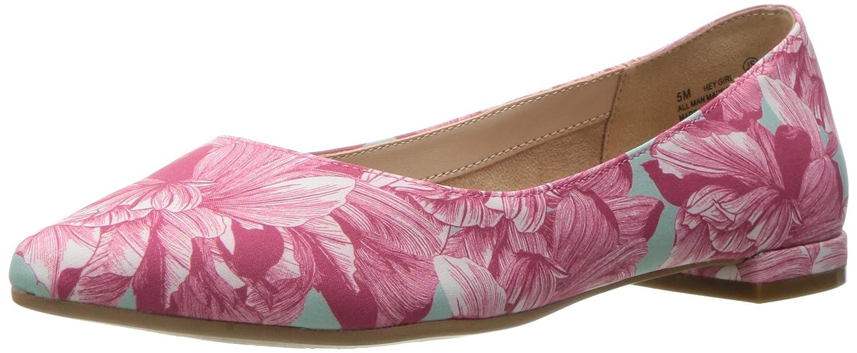 Aerosoles Women's Hey Girl Ballet Flat B01NCXEDQW 8 W US|Pink Floral