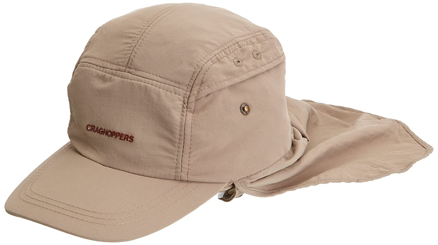 5f0af6a63cb Craghoppers Men s Nosilife Desert Hat Insect Repellent Accessories   Amazon.co.uk  Sports   Outdoors