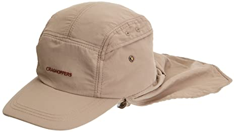 4c9cab60b16 Craghoppers Men s Nosilife Desert Hat Insect Repellent Accessories   Amazon.co.uk  Sports   Outdoors
