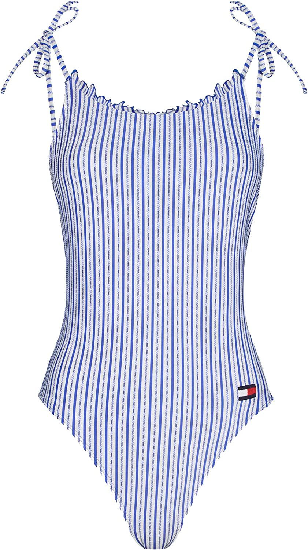 Tommy Hilfiger Womens One-Piece Bikini Top