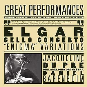 Elgar Clo Concerto Enigma Variations