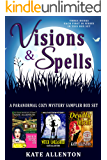 Visions and Spells: A Paranormal Cozy Mystery Sampler Box Set