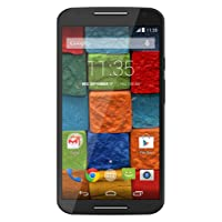 Motorola Moto X - 2nd Generation, Black Resin 16GB (AT&T)
