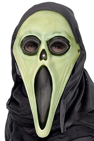 Smiffys - Máscara de asesino para hombre, ideal para Halloween
