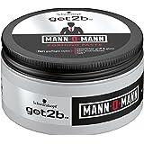 got2b Mann-O-Mann Tiegel, 2er Pack (2 x 100 ml)