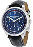 Baume and Mercier Blue Dial Chronograph Automatic Mens Watch MOA10065