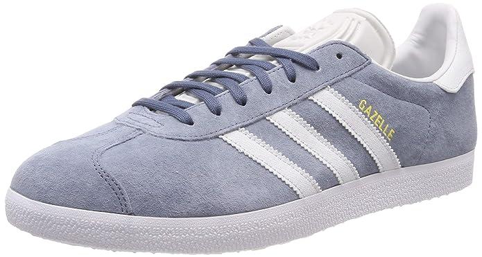 adidas Gazelle Sneaker Herren Grau (Raw Steel)