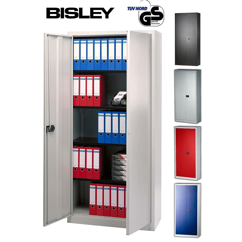 Werkzeugschrank metall  BISLEY Aktenschrank | Werkzeugschrank | Flügeltürenschrank aus ...