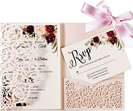 This is a picture of Declarative Free Printable Vow Renewal Invitations