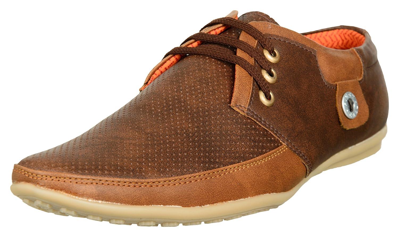 Buy Spectrum Shoe Store Men's Brown Low