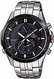 [カシオ]Casio 腕時計 EDIFICE エディフィス 世界6局電波対応ソーラークロノグラフウォッチ タフ・ムーブメント スマートアクセス機能搭載 EQWA1300DB1AJF メンズ