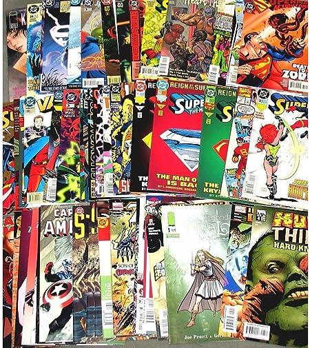 Bulk WHOLESALE LOT 25 COMIC BOOKS Marvel DC Image IDW Dark Horse Boom More