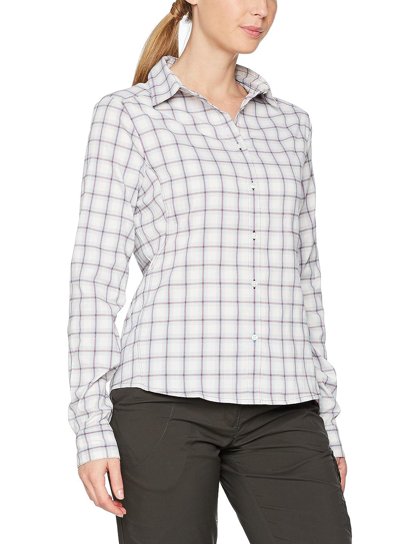 Odlo Damen Blouse L/S Burnaby Blusen & T-Shirts