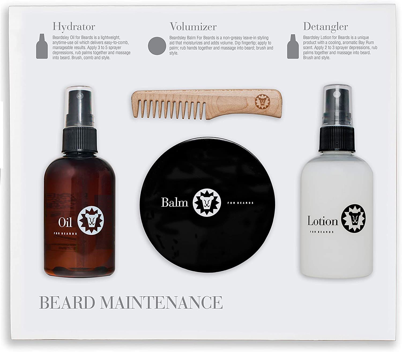 Beardsley in the Box Beard Care Set