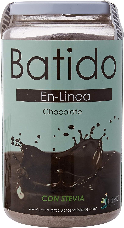 Lumen En Linea Batido Chocolate Con Stevia 750 gr - 1 Unidad ...