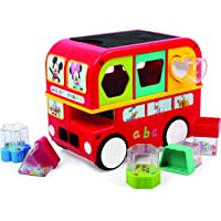 Giggles Disney Shape Sorter Bus