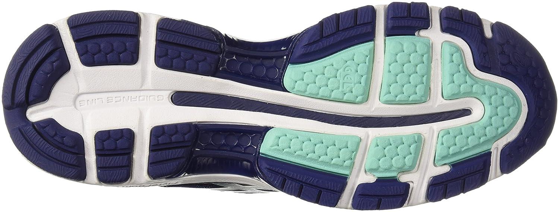 ASICS Women's B071P16FSB Gel-Nimbus 20 Running Shoe B071P16FSB Women's 5.5 B(M) US|Indigo Blue/Indigo Blue/Opal Green 158532