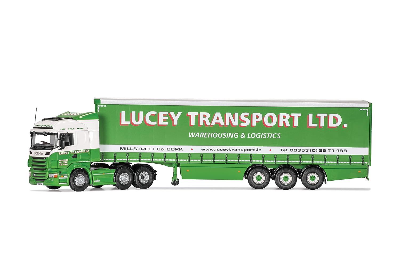Promoción por tiempo limitado Corgi Scania R C'Side Lucey Tran R IRE (Hornby CC13777)