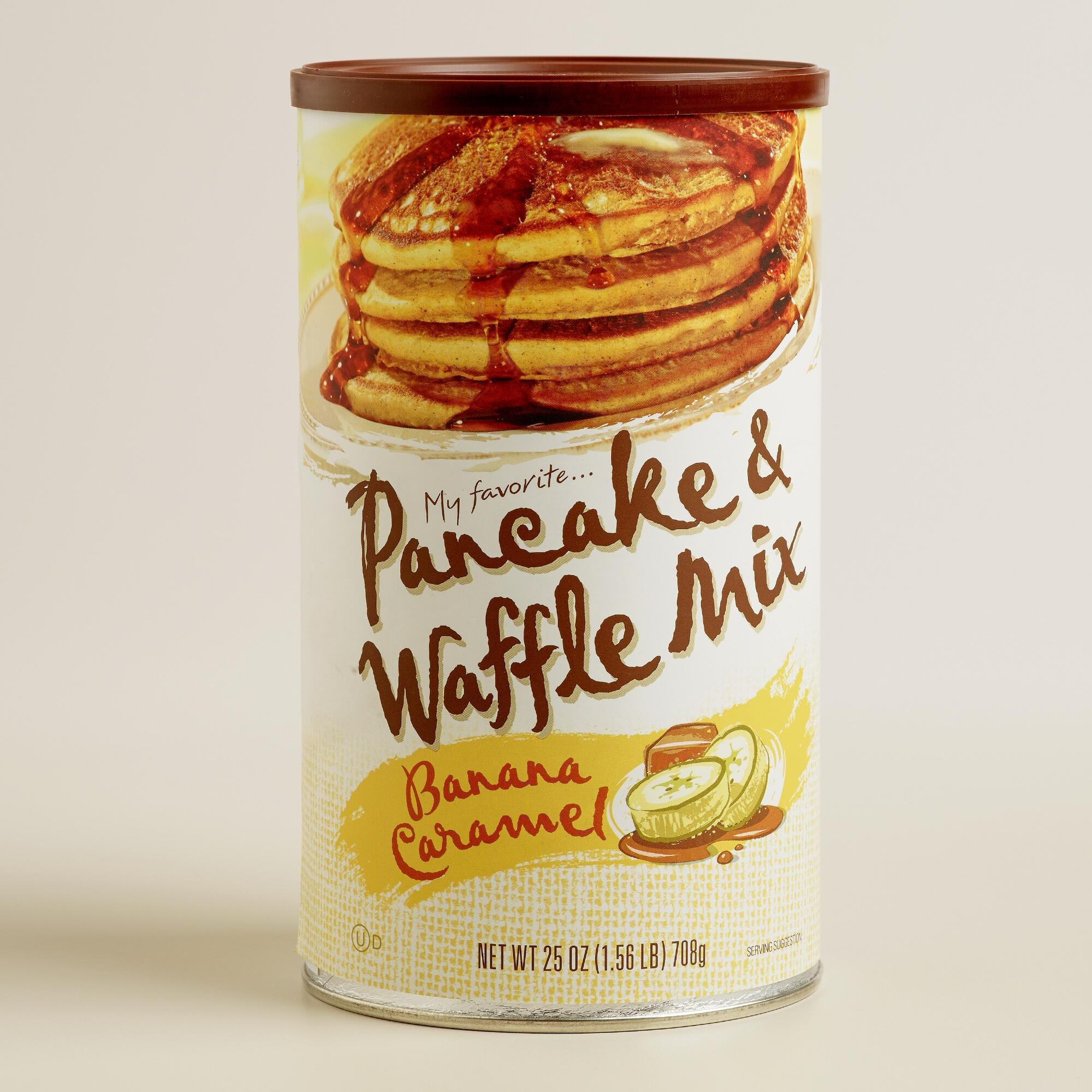 Amazon My Favorite Birthday Cake Pancake Waffle Mix 24 Oz