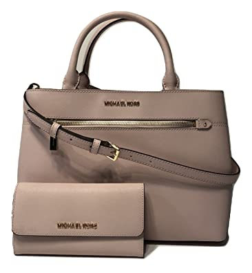 Image Unavailable. Image not available for. Color  MICHAEL Michael Kors  Hailee MD Satchel ... 2a78b24e11500
