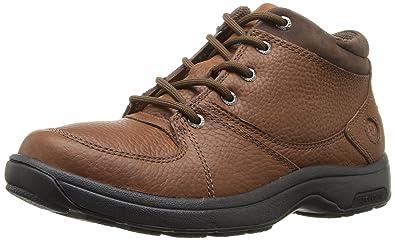 Dunham Men's Addison Mid Cut Waterproof Boot,Brown ...
