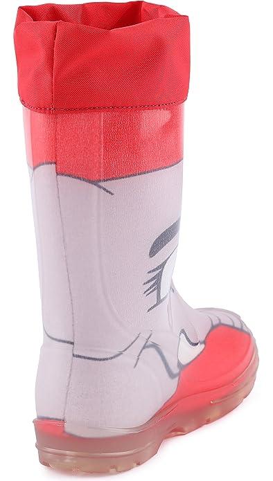 Ladeheid Botas de Caucho de Goma Zapatos de Seguridad Unisex Niños PA120PMS: Amazon.es: Zapatos y complementos