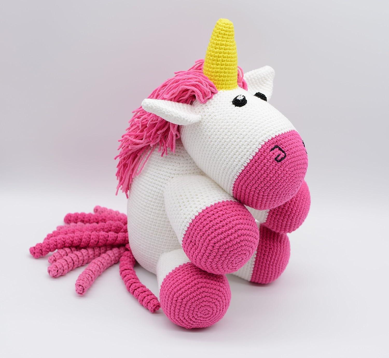 El unicornio de Gru | Amigurumis unicornio, Unicornio y Peluches ... | 1380x1500