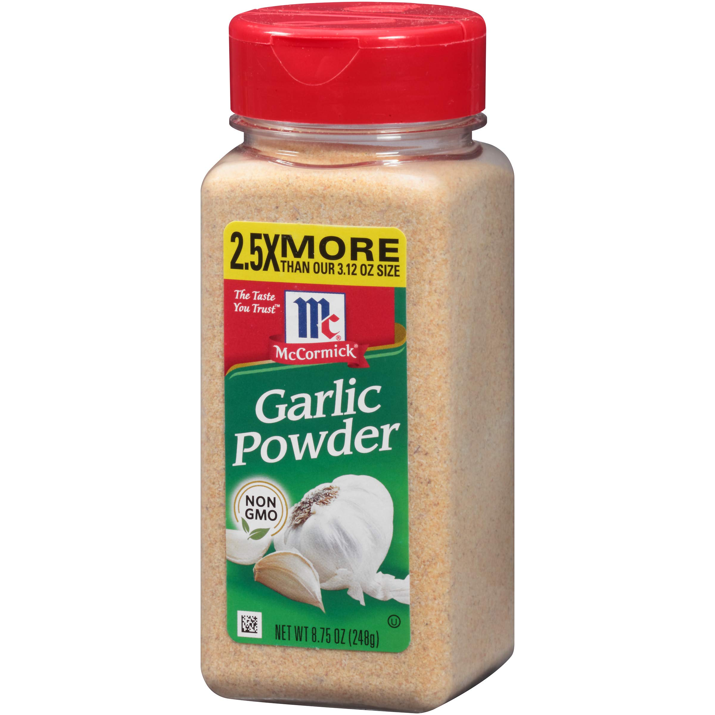 McCormick Garlic Powder, 8.75 oz