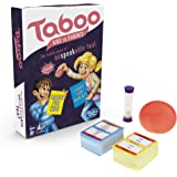 Hasbro Gaming Taboo Kids vs. Parents Family Board Game Ages 8 and Up