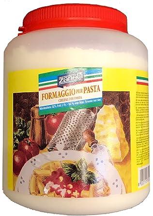 Queso para Pasta Zanetti (Formaggio per Pasta) 1 Kg