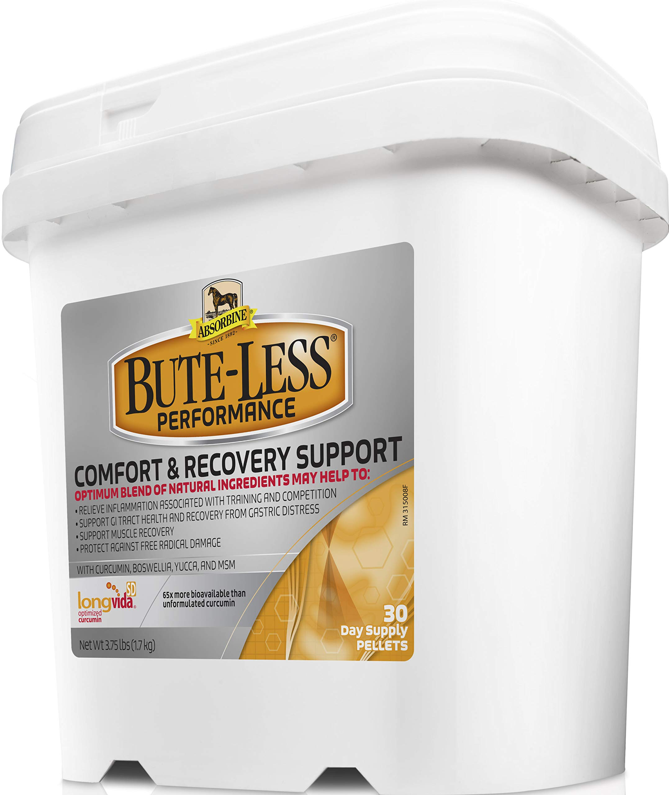 Absorbine Bute Less Performance Pellet 3 75lb by Absorbine (Image #1)