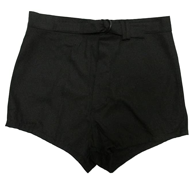 Vintage Men's Swimsuits – 1930s to 1970s History Tru-Spec Military UDT Shorts - Black $27.99 AT vintagedancer.com