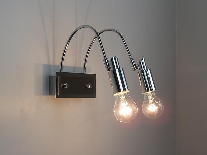 Applique specchio bagno d dg applique lampada da parete modero