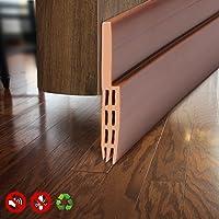 Under Door Draft Blocker Door Seal Insulation Door Threshold Cover  Weatherstripping For Door Bottom, Guard
