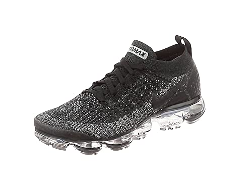 quality design a10f3 453d9 Nike Air Vapormax Flyknit 2, Chaussures de Running Compétition Homme,  Multicolore (Dark Wolf
