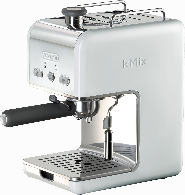 Amazon.com: DeLonghi kMix Bomba de 15 bares cafetera de ...