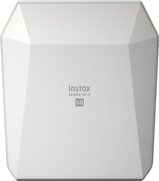 Fujifilm Instax SP-3 Mobile Printer - White, 5.2X 4.56x 1.77