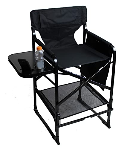 Tall Outdoor Folding Chairs.Amazon Com World Outdoor Products Xl Tall Directors Chair