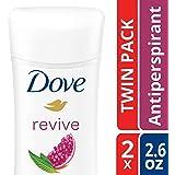 2本セット Dove Advance Care Antiperspirant Deodorant, Revive, 74g
