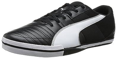 PUMA Mens Momentta Vulc Sala II Sneaker BlackWhite