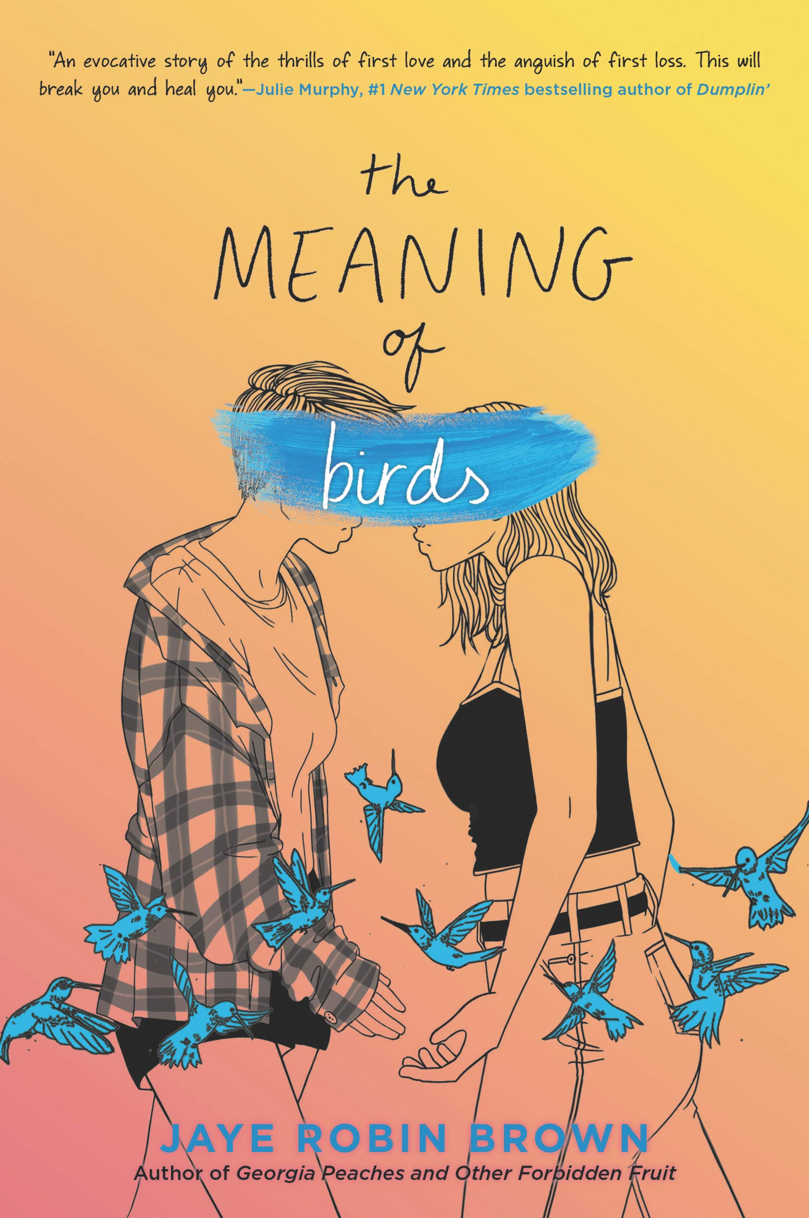 The Meaning of Birds  LGBTQIA+ Books_ Bored Teachers