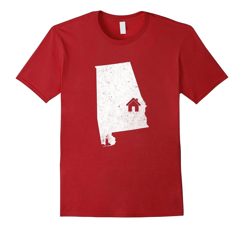Alabama Home Pride Shirt-Teehay