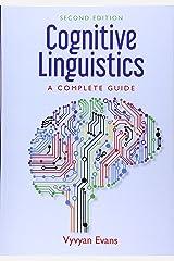 Cognitive Linguistics: A Complete Guide Paperback
