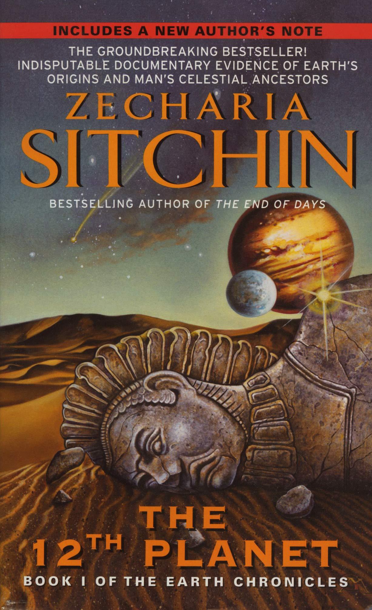 Twelfth Plan: Book I of the Earth Chronicles (Earth Chronicles, 1, Band 1)  : Sitchin, Zecharia: Amazon.de: Bücher