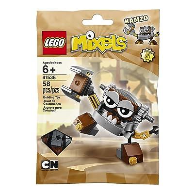 LEGO Mixels Kamzo Building Kit-41538: Toys & Games