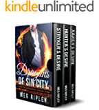 Dragons Of Sin City: A Shifter Romance Collection