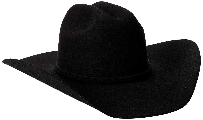 Tony lama men bajo rodeo negro fieltro sombrero de vaquero negro ropa  zapatos accesorios jpg 1500x889 be2731c8e3d