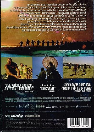 Amazon.com: VUELVE A LA VIDA [DVD/IMPORT] HABIA UNA VEZ UN TIBURON EN ACAPULCO...Y SE LO COMIERON.: Movies & TV