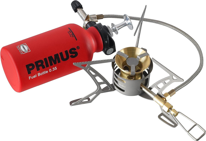 Primus Omnilite TI m 0,6 l Brennstoffflasche u Omnilite TI Silencer